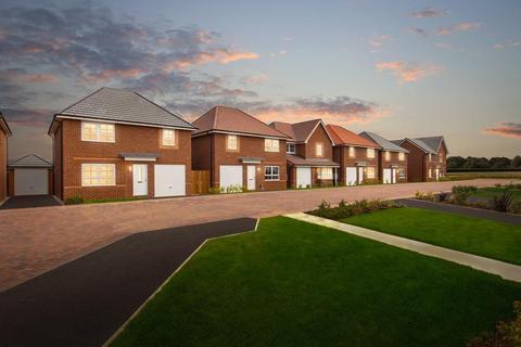 Barratt Homes - Fleet Green, Hessle - Plot 334, Maidstone at Poppy Fields, Cottingham, Harland Way, Cottingham, COTTINGHAM HU16