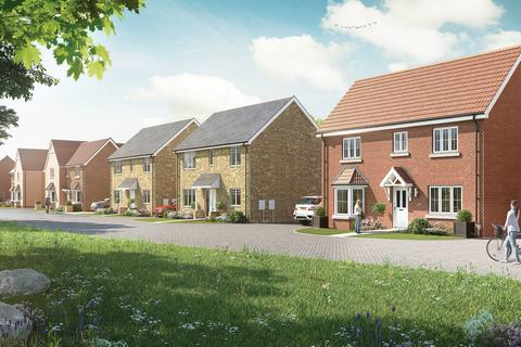 Bellway Homes - Avondale - Plot 11, The Thespian at Bluebells, Rickstones Road, Rivenhall CM8