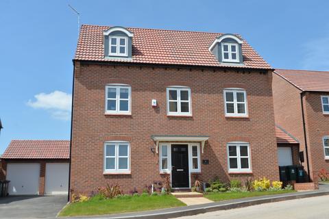 Bellway Homes - Cuttle Brook - Plot 117, Charlesworth at Charters Gate, Park Lane, Castle Donington DE74