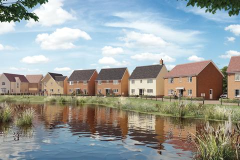 Bellway Homes - Rivenhall Park - Plot 11, The Thespian at Bluebells, Rickstones Road, Rivenhall CM8