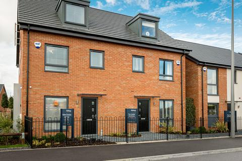 Bellway Homes - Wavendon Chase - The Alton - Plot 569 at The Leys at Willow Lake, Stoke Road MK17