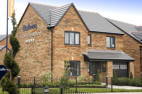 Bellway Homes - Arcot Manor - Plot 4, The Tailor at Stannington Park, Off Green Lane, Stannington NE61