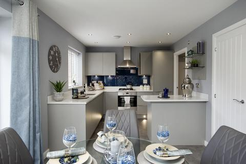 Bellway Homes - Abbey Heights - Plot 66, The Seeger at Stephenson Meadows, Stamfordham  Road NE5