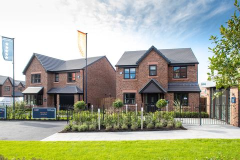 Bellway Homes - The Brackens - Plot The Lyceum at Aspen Woolf, The Lyceum, Church Street M30