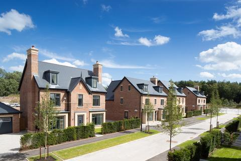 Bellway Homes - Heatherley Wood - Plot 80, The Japonica at King's Quarter, Westminster Road, Macclesfield SK10
