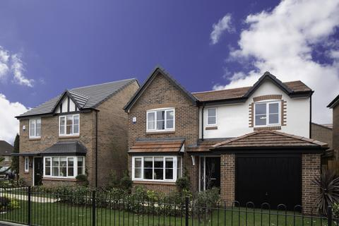 Bellway Homes - Earlsfield Park - Plot F19 at Aspen Woolf, Smithdown Road L15