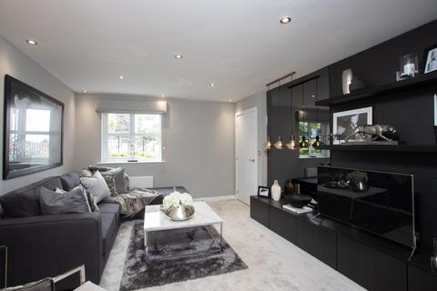 Bellway Homes - The Mount - Plot The Lyceum at Aspen Woolf, The Lyceum, Church Street M30