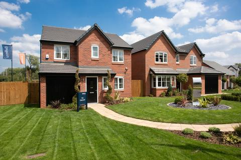 Bellway Homes - Kingfisher Reach - Plot 40, The Shelley at Wistaston Brook, Church Lane, Wistaston CW2