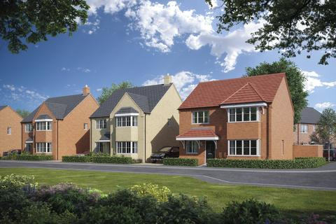 Bellway Homes - The Beeches at Stanton Cross - Plot The Huxford - 24, The Huxford - Plot 24 at Glenvale Park, Land off Niort Way NN8