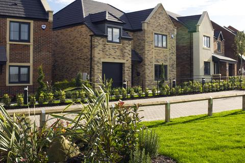 Bellway Homes - Callerton Rise - Plot 66, The Seeger at Stephenson Meadows, Stamfordham  Road NE5