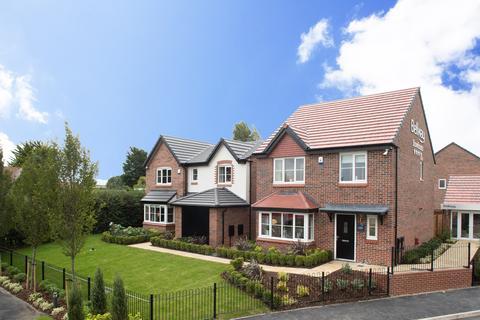 Bellway Homes - Rainbow Fields - Plot 166, Brookvale at Sundial Place, Lydiate Lane, Thornton, LIVERPOOL L23