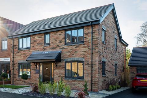 Bellway Homes - The Grange, Fenham - Plot 1002, The Kielder at The Rise, Newcastle Upon Tyne, Off Whitehouse Road NE15