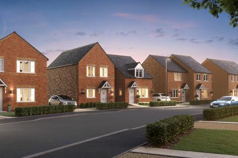 Gleeson Homes - Middlestone Meadows - Plot 256, Maidstone at Merrington Park, Vyners Close, Spennymoor, SPENNYMOOR DL16