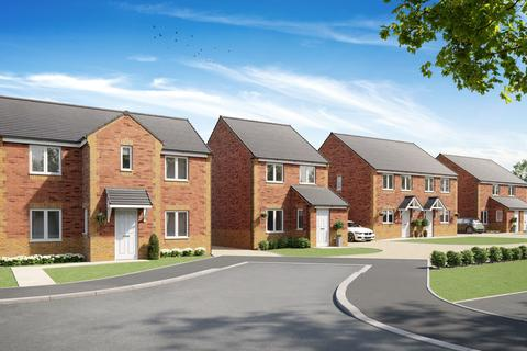 Gleeson Homes - Cradock Court - The Easedale - Plot 90 at Fusion at Waverley, Highfield Lane, Waverley S60