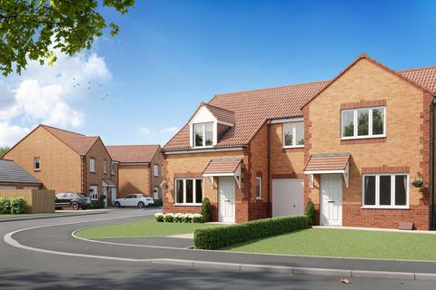 Gleeson Homes - Linkswood Park - The Easedale - Plot 90 at Fusion at Waverley, Highfield Lane, Waverley S60