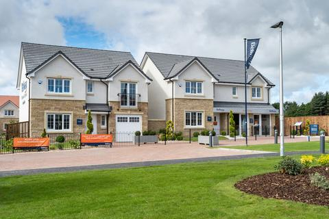 Bellway Homes - Silverwood - The Stewart - Plot 203 at Calderwood, Nethershiel Drive EH53