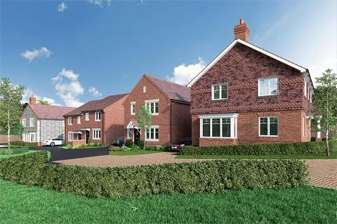 Miller Homes - Minerva Heights - Plot 82, The Eveleigh at Minerva Heights, Old Broyle Road, Chichester, West Sussex PO19
