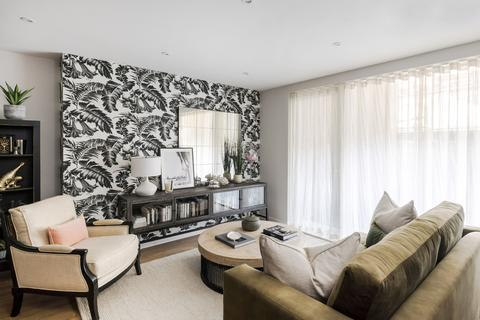 Bellway Homes - Beckton Parkside - Plot A202, 1 Bedroom Flat at Ilford Works, Roden Street Ilford IG1