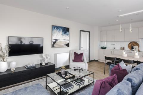 Bellway Homes - Eastside Quarter - Plot 40, The Athlone at Waterford Place, Avery Hill Road, New Eltham, London SE9