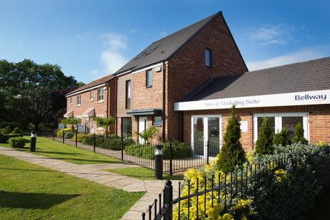 Bellway Homes - Queensgate - Plot 65, The Carlton at The Sycamores, Stockton-on-Tees, Off Bath Lane TS18