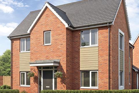 St. Modwen Homes - Banbury Place - Plot 537, The Wolvesey at Akron Gate, Stafford Road WV10