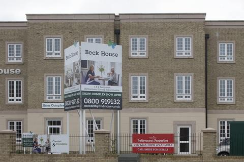 McCarthy Stone - Beck House
