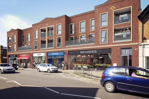 McCarthy Stone - Holly Place - Plot 80, New Build at Broadoaks Park, Broadoaks Park, Parvis Road KT14