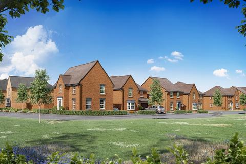 David Wilson Homes - Chalkers Rise - DWH