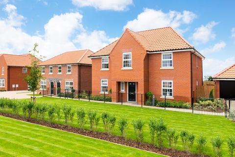 David Wilson Homes - Abbots Green
