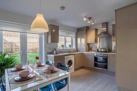 Bellway Homes - Storey Grove - Plot 562, The Elgin at The Boulevard, Boydstone Path G43