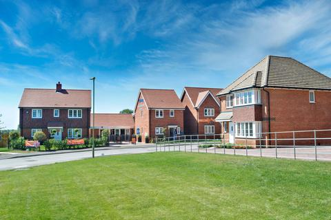 Bellway Homes - Brookvale - Plot 52, Kingsville at Berewood Green, Grainger Street, Berewood, WATERLOOVILLE PO7