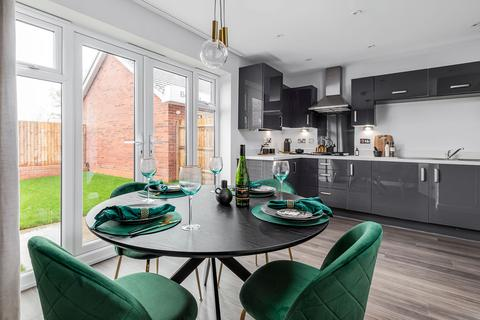 Bellway Homes - Amblers Grange - Plot 93, The Winster at The Mile, The Mile YO42