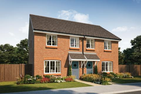 Bellway Homes - Barleycorn Way - Plot 74, The Forester at Swanland Grange, West Leys Road, Swanland HU14