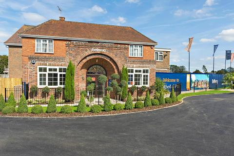 Bellway Homes - Cathedral Park - Plot 82, The Eveleigh at Minerva Heights, Old Broyle Road, Chichester, West Sussex PO19