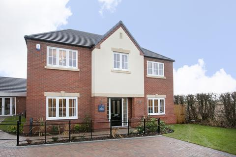Bellway Homes - Wellington Grange - Plot 93, The Winster at The Mile, The Mile YO42