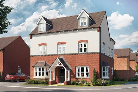 Ashberry Homes - Cherry Meadow - Plot 250, MAIDSTONE at Barratt Homes @Mickleover, Kensey Road, Mickleover, DERBY DE3