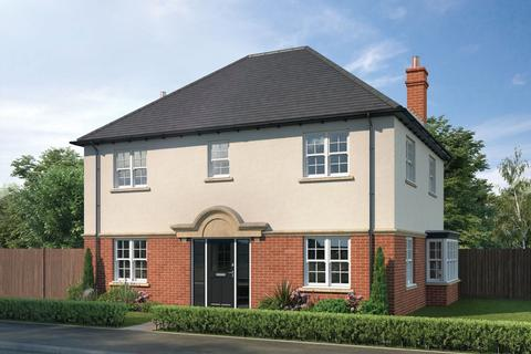 Ashberry Homes - Bridgemoor at Jameson Manor