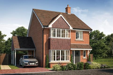 Ashberry Homes - Middlebeck - The Laurel at The Foresters at Middlebeck, Bowbridge Lane, Newark On Trent NG24