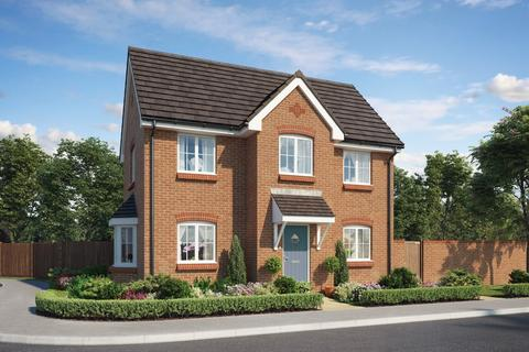 Ashberry Homes - Mill Fields - Plot 96, The Hanbury at Alderman Park, Mansfield Road, Hasland S41