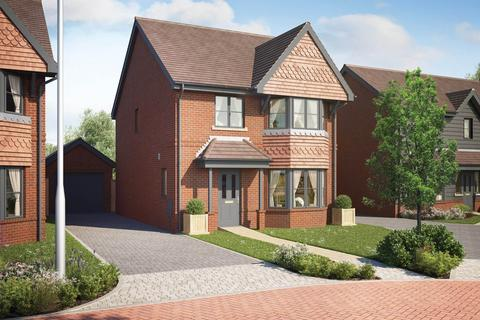 Ashberry Homes - Popeswood Grange