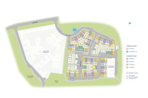 Bovis Homes - Hounsome Fields