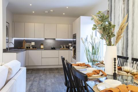Countryside Properties - Brook Valley Gardens - Plot 43, Violet Apartments at Millbrook Park, Bittacy Hill, Mill Hill, LONDON NW7