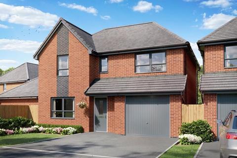 Barratt Homes - Aston Grange