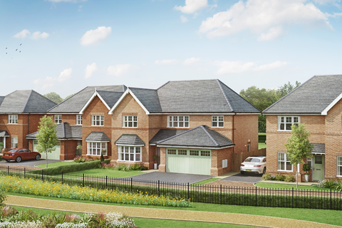 Anwyl Homes - Lawrence Gardens