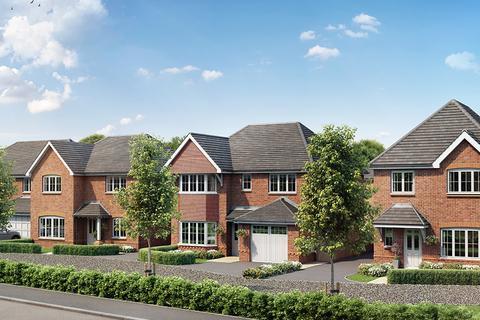 Anwyl Homes - Stonebridge Fold