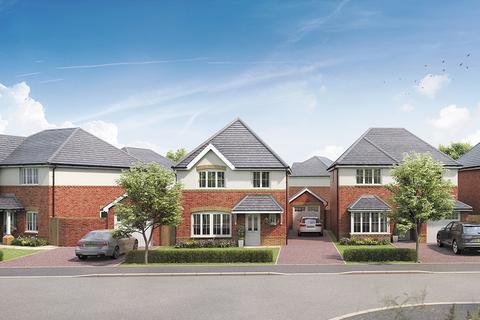Anwyl Homes - Edenhurst Grange