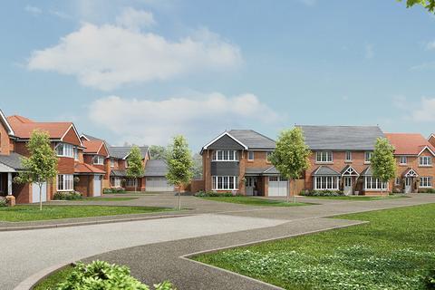 Anwyl Homes - The Oaks at Ellesmere Park