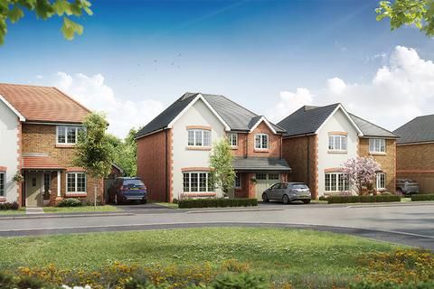 Anwyl Homes - Haygate Fields