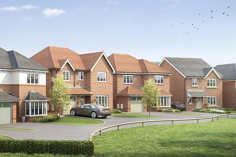 Anwyl Homes - The Oaks at Rossbank