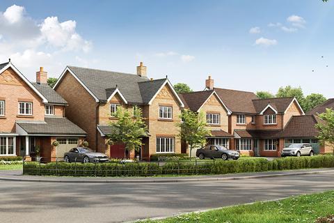 Anwyl Homes - Heathfields